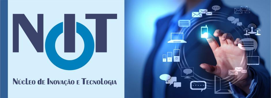 Banner de exemplo (Núcleo de Inovação e Tecnologia)