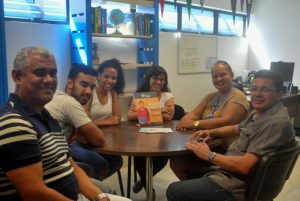 Workshop em inglês com o EducationUSA no  Cesmac