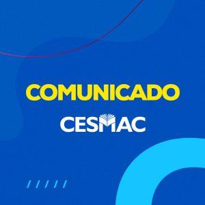 CESMAC suspende aulas presenciais para prevenção do Coronavírus (COVID - 19)