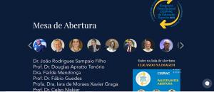 Debate sobre os desafios da Educação Superior na pandemia marca abertura do Congresso Internacional de Educação Superior do Cesmac